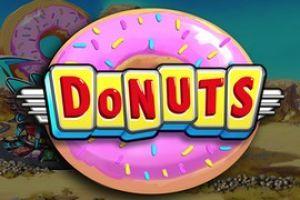 Donuts online slot fra Big Time Gaming