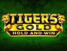Tigers Gold slot mmachine