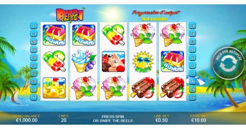 Play in Beach Life slot online fra PlayTech for free now   Danske Casinoer