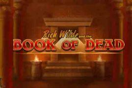 Book of Dead spillemaskine online fra Play'n GO