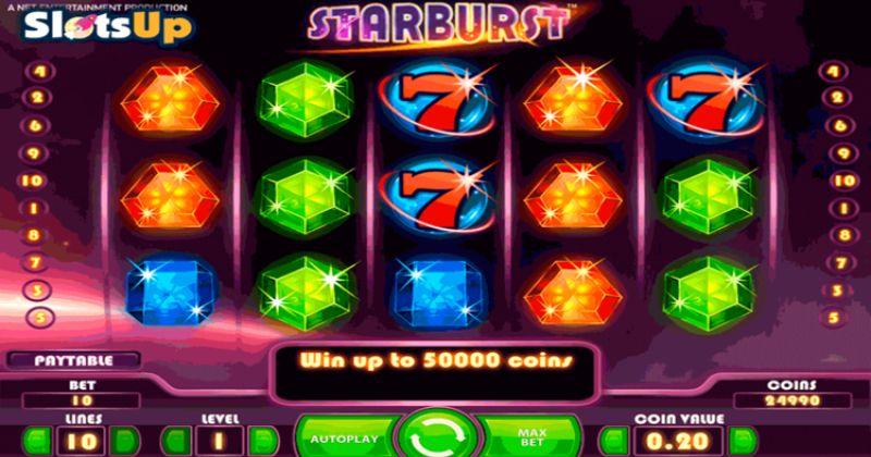Play in Starburst slot online fra NetEnt for free now | Danske Casinoer