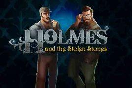 Holmes and the Stolen Stones-spillemaskine online fra Yggdrasil Gaming