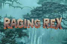 Raging Rex online slot fra Big Time Gaming