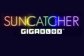 Suncatcher Gigablox online slot fra Yggdrasil