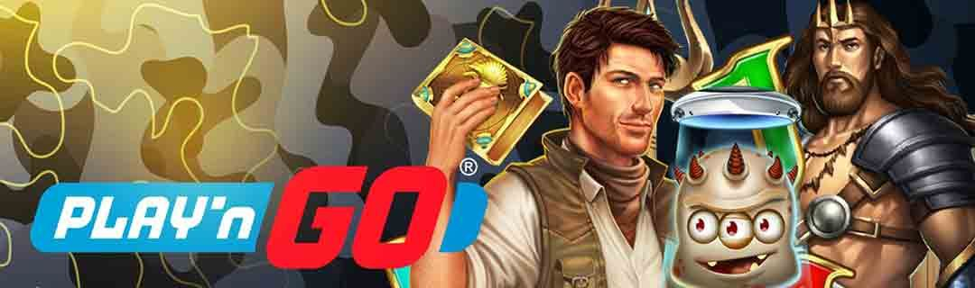 Play'N Go casinos and slots